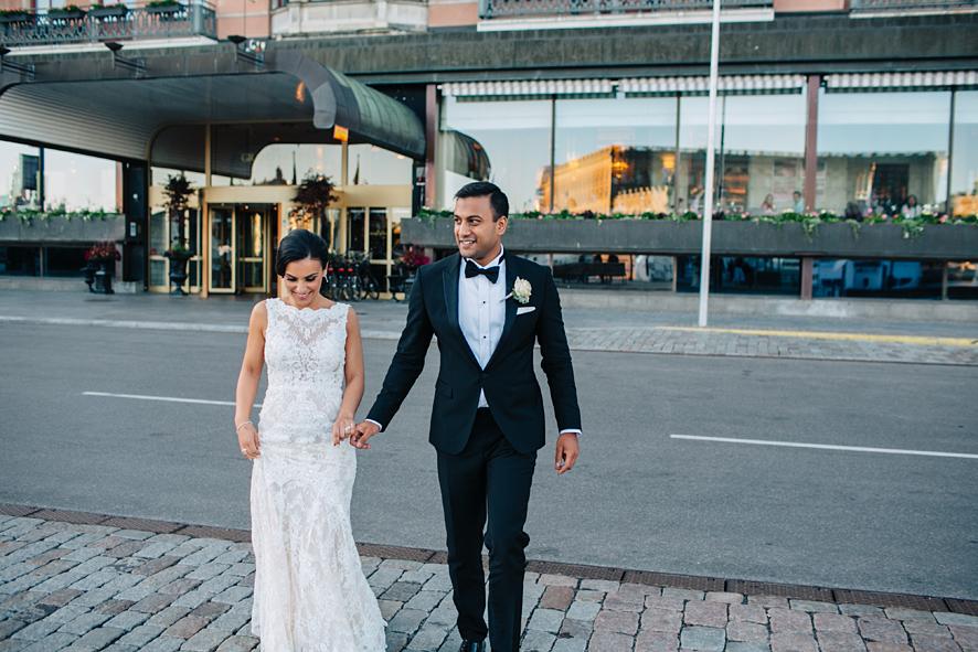 Bröllop Grand hotel